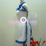 Chii (Butterfly dress version) from Chobits Cosplay Costume side prog
