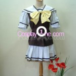 Mayumi Thyme from Shuffle! Cosplay Costume front