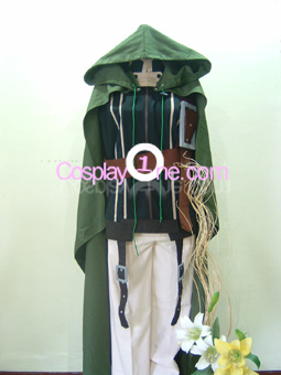 Tsubasa Reservoir Chronicle Cosplay Costume front