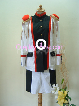 Utena Tenjou from Revolutionary Girl Utena Cosplay Costume front
