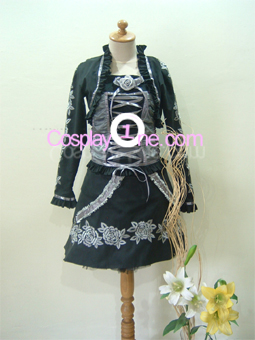 Yuki Cross from Vampire Knight Cosplay Costume front