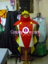 Ghirahim from The Legend of Zelda Skyward Sword Cosplay Costume front prog