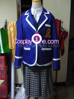 Geum Jandi from Boys Over Flower Cosplay Costume front prog