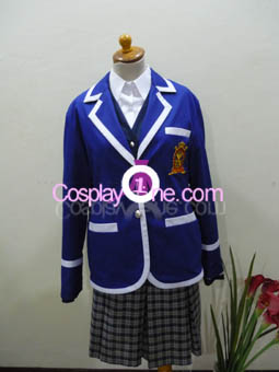 Geum Jandi from Boys Over Flower Cosplay Costume front