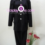 Japan School Uniform (Men version) Cosplay Costume front