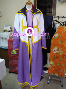 Jeremiah Gottwald from Code Geass Cosplay Costume front 2 prog