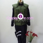 Kakashi from Naruto Cosplay Costume front