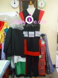 Kano from Mortal Kombat Cosplay Costume front prog