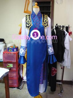 Katsuragi Cosplay Costume front prog