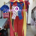 Kefka Palazzo from Final Fantasy VI Cosplay Costume front prog