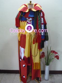 Kefka Palazzo from Final Fantasy VI Cosplay Costume front