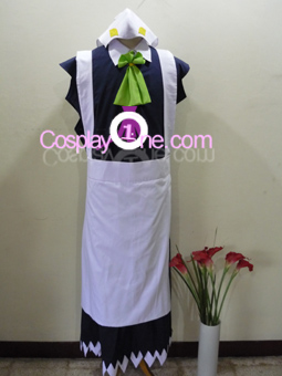 Kogarashi from Kamen no Maid Guy Cosplay Costume front