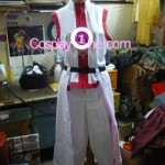 Kyubey from Puella Magi Madoka Magica Cosplay Costume front prg2