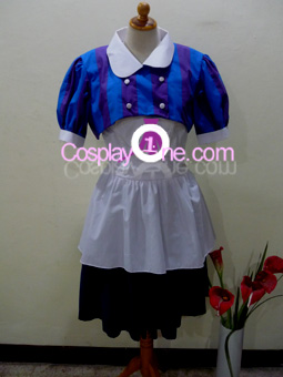 Little Sister from BioShock Cosplay Costume front