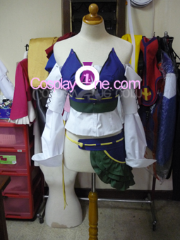 Lebreau from Final Fantasy XIII Cosplay Costume front prog