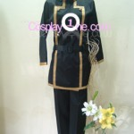 Lelouch Lamperouge from Code Geass Cosplay Costume front