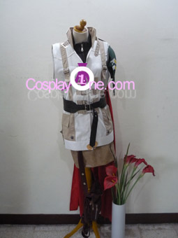 Lightning from Final Fantasy XIII Cosplay Costume Shop front R