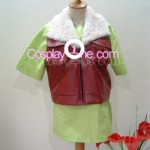 Lockon Stratos from Mobile Suit Gundam Cosplay Costume front