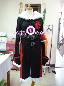 Lydwine Novie from Rust Blaster Cosplay Costume front prog