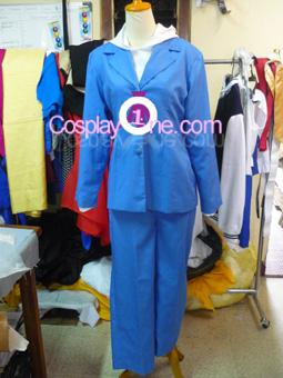 Masaomi Kida from Durarara Anime Cosplay Costume front prog