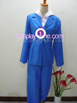 Masaomi Kida from Durarara Anime Cosplay Costume front