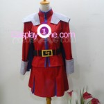 M. Bison (Girl Version) from Street Fighter Cosplay Costume front