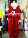 Madame Red from Black Butler Cosplay Costume front prog
