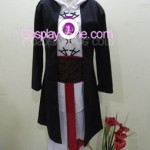 Malik Al Sayf from The Assassin's Creed Cosplay Costume front