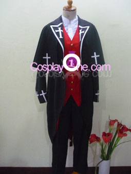 Marchen von Friedhof from The 7th Sound Horizon Cosplay Costume front R