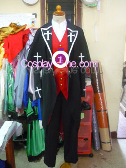 Marchen von Friedhof from The 7th Sound Horizon Cosplay Costume front prog3