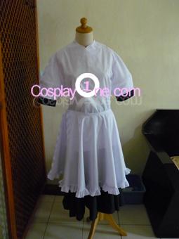 Marisa Kirimase from Touhou Cosplay Costume front prog