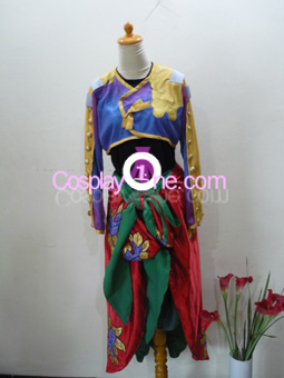 Masaomi from Anime Cosplay Costume front