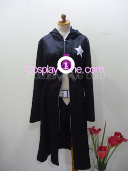 Mato Kuroi from Black Rock Shooter Cosplay Costume front