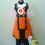May from Guilty Gear Cosplay Costume front