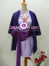 Maya Fey from The Ace Attorney Game Cosplay Costume front