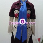 Maya Amano from Anime Cosplay Costume front