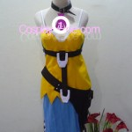 Megumi from Burst Angel Cosplay Costume front