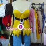 Megumi from Burst Angel Cosplay Costume front prog
