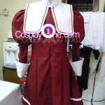 Mei Chan from Anime Cosplay Costume front prog
