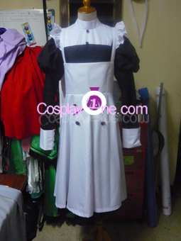 Meirin from Black Butler Cosplay Costume front prog