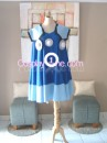 Melfina from Outlaw Star Cosplay Costume front
