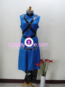 Archangel Michael Cosplay Costume front