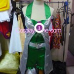 Miki Hoshii from Idolmaster Cosplay Costume front prog