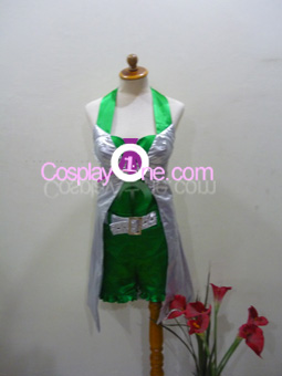 Miki Hoshii from Idolmaster Cosplay Costume front