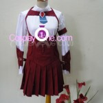 Momo Mizrahi from Xenosaga Cosplay Costume front
