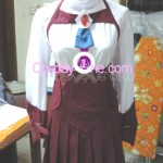 Momo Mizrahi from Xenosaga Cosplay Costume front prog