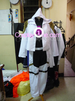 Negi Springfield from Negima Cosplay Costume front prog