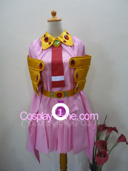 Nia Teppelin from Tengen Toppa Gurren Lagann Cosplay Costume front