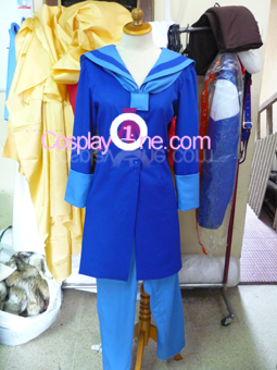 Norway from Hetalia Cosplay Costume front prog