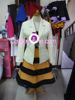 Nozomi Kasuga (Dress version) from The Corpse Princess Cosplay Costume front prg